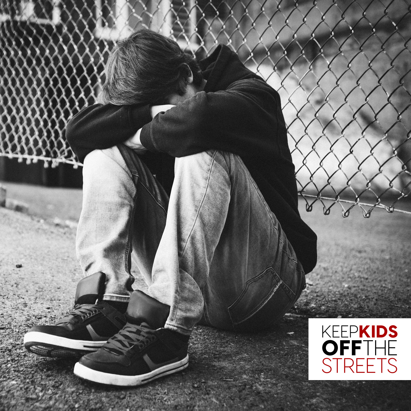 Keep Kids off the Streets